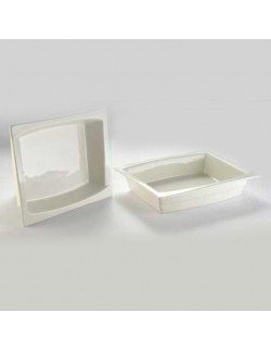 Pojemnik GN 2/3 z porcelany 65 mm ARIANE Prime