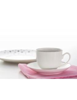 Komplet kawowy AMBITION Dotty 12-elementowy