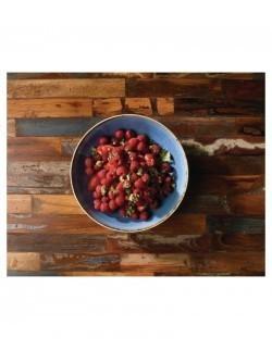 Salaterka 0,426 l niebieski - Churchill Stonecast Corn Flower