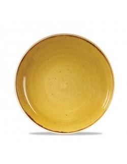Salaterka 1,14 l - Churchill Stonecast Mustard Seed Yellow