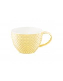 Filiżanka AMBITION Nordic 250 ml żółta