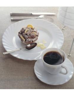 Komplet kawowy Arcoroc Trianon 220 ml 12-elementowy
