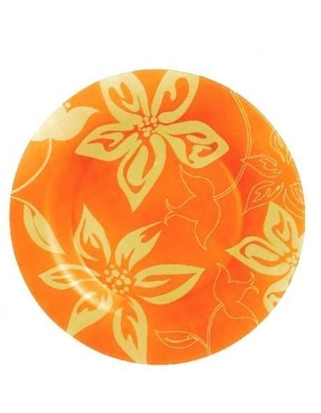 Talerz płaski 25 cm - Lily Flower