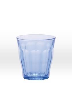 Picardie szklanka sztaplowana 310 ml niska niebieska DURALEX