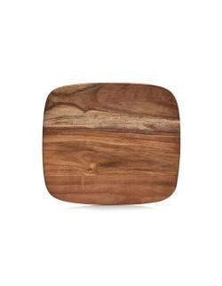Deska z drewna akacjowego 28 x 25 cm - Zeller