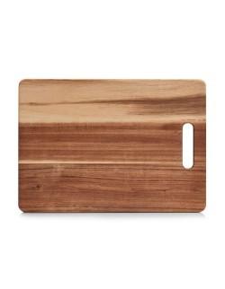Deska z drewna akacjowego 35 x 25 cm - Zeller