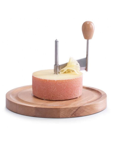 Deska z nożem do twardego sera 22 cm Zeller