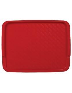 Taca barowa czerwona 43 x 32,5 cm Curver