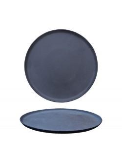 Talerz płaski Coupe 280 mm czarny - ARIANE Dazzle Black