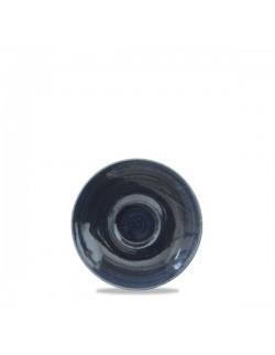 Spodek Szafir do espresso 118 mm - CHURCHILL Monochrome