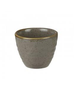 Naczynie na dip 57 ml szare - CHURCHILL Stonecast Peppercorn Grey