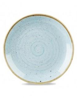 Talerz płytki 288 mm - CHURCHILL Stonecast Duck Egg Blue