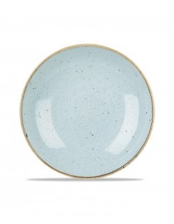 Miska 420 ml - CHURCHILL Stonecast Duck Egg Blue