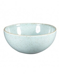 Miska 1100 ml - CHURCHILL Stonecast Duck Egg Blue