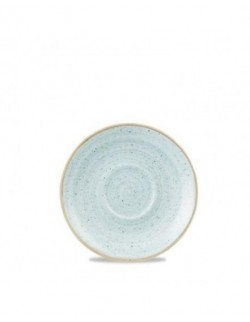 Spodek 155 mm - CHURCHILL Stonecast Duck Egg Blue