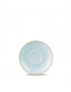 Spodek 118 mm - CHURCHILL Stonecast Duck Egg Blue