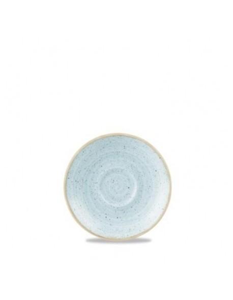 Spodek 118 mm - CHURCHILL Stonecast Duck Egg Blue