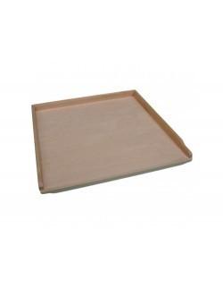 Stolnica drewniana jednostronna 53 x 47 cm