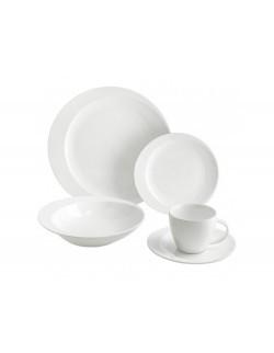 Komplet obiadowy AMBITION Tiffany 30-elementowy