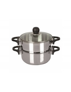 Garnek do gotowania na parze AMBITION Vikos 1,5 l