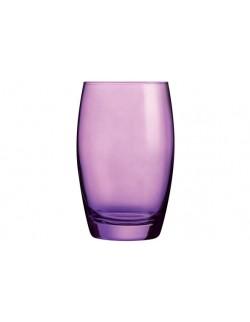 Szklanka wysoka 350 ml fioletowa - ARCOROC Salto