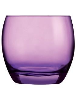 Szklanka niska 320 ml fioletowa - ARCOROC Salto