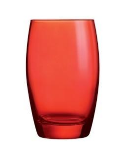 Szklanka wysoka 350 ml czerwona - ARCOROC Salto