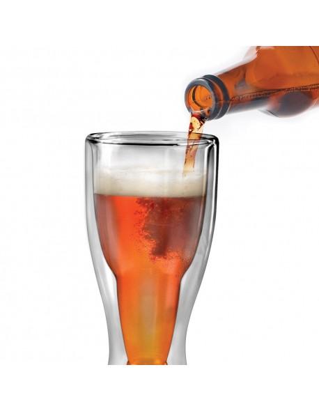 """Szklanka do piwa """"Butelka"""" - Fred"""