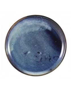 Talerz coupe 240 mm - Terra Porcelain Aqua Blue GenWare