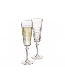 Komplet 3 kieliszków do szampana Ninon 170 ml LUMINARC