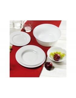 Komplet obiadowy Every Day 41-elementowy LUMINARC