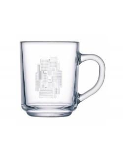 Kubek szklany hartowany Cubic 250 ml LUMINARC