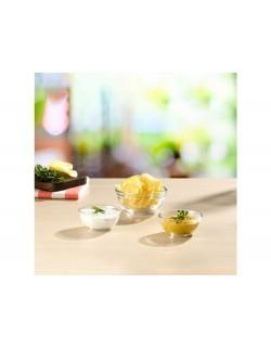 Komplet 6 salaterek do dipów 10 cm Gastrobutique PASABAHCE
