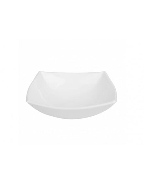 Salaterka 14cm cm - Quadrato Białe