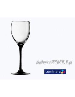 Kieliszki do wina czerwonego 250 ml / komplet 6szt. - Domino Czarne Luminarc