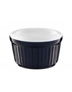 Forma ceramiczna do zapiekania / ramekin AMBITION Ginger 9 cm granatowa