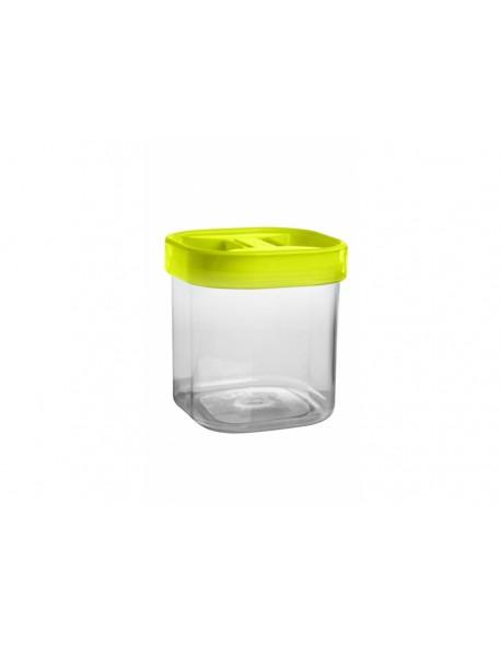 Pojemnik próżniowy Max limonka 0,6 l DOMOTTI