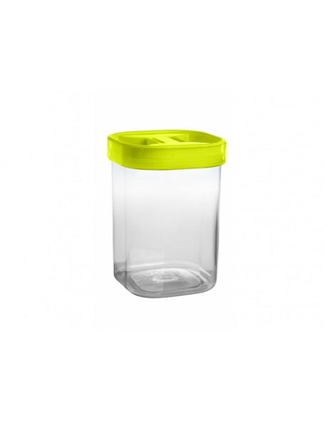 Pojemnik próżniowy Max limonka 1,6 l DOMOTTI