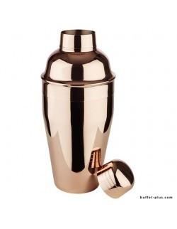 Shaker ze stali nierdzewnej 500 ml miedziany APS
