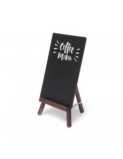 Mina sztaluga na menu 120 x 204 mm JP NATURA - ciemny brąz