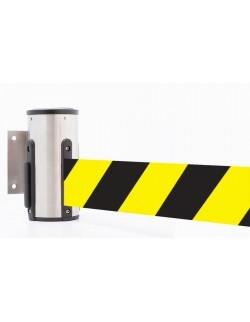 Kaseta ścienna z taśmą ostrzegawczą 400 cm