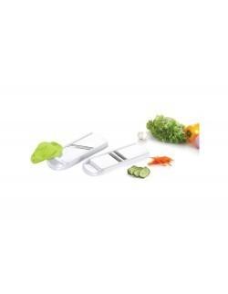 Komplet tarek do warzyw z uchwytem Aletta DOMOTTI MIX KOLORÓW
