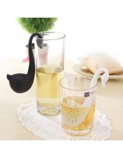 Zaparzaczka do herbaty - Łabędź
