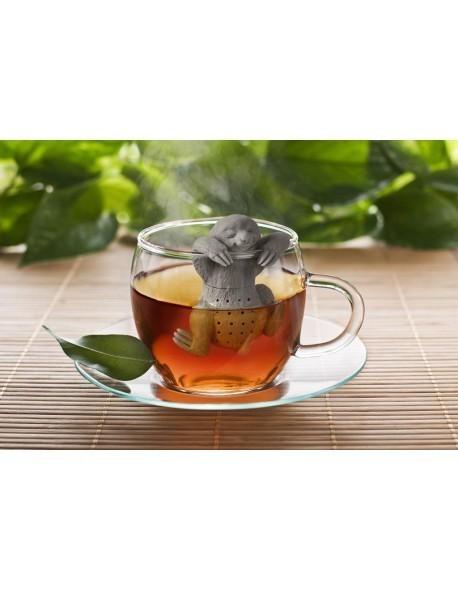 Zaparzacz do herbaty silikonowy Leniwiec - Fred and Friends