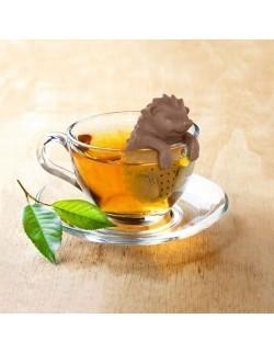 Zaparzacz do herbaty silikonowy Jeżyk - Fred and Friends