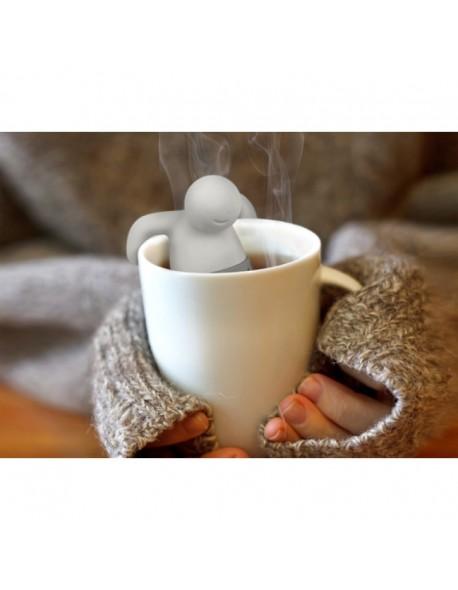 Zaparzacz do herbaty silikonowy Mr Tea - Fred and Friends