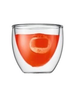 BODUM - Zestaw 6 szklanek 0,08 l.,Pavina