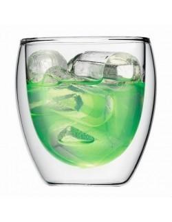 BODUM - Zestaw 2 szklanek 0,25 l., Pavina