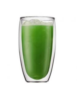 BODUM - Zestaw 2 szklanek 0,45 l., Pavina