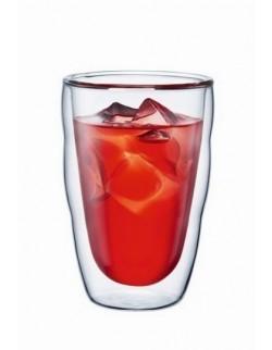 BODUM - Zestaw 2 szklanek 0,35 l., Pilatus